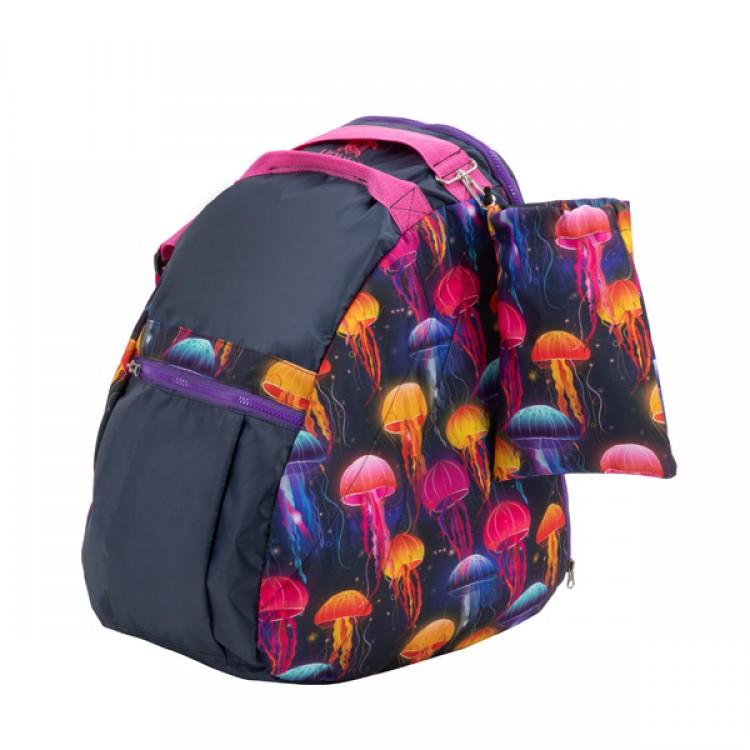 Jelly-Stone ski shoes bag WOMAN